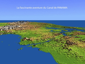 Photo canal Panama